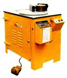 Портативный гибочный станок. Применяется для загибания арматурной стали диаметром до 50мм.